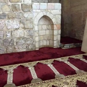Jakaria Maryam as mehrab